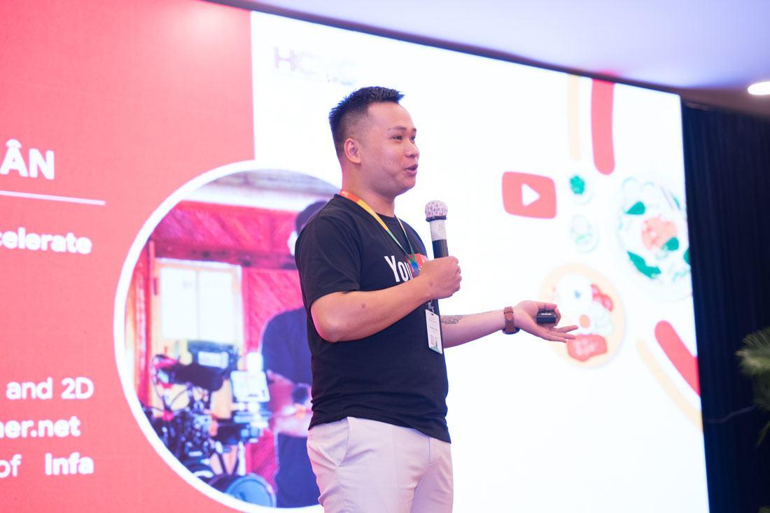 Tran Bui Xuan Speaker